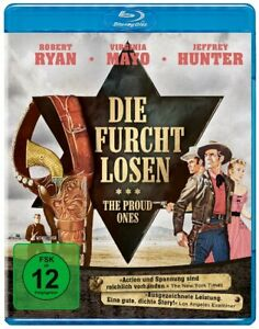 Die Furchtlosen [Blu-ray/NEU/OVP] Western mit Robert Ryan, Virginia Mayo, Jeffre