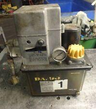 DAIDO METAL CO. Lube Unit MRA030411A - LIGHT IS BROKEN