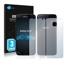 6x pantalla para Samsung Galaxy S7 Edge (delantero parte trasera) transparente