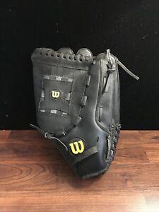 "Wilson 14"" Elite Softball Glove RHT Over Sized Pocket RH throwing A2444"