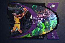 Kobe Bryant LA Lakers 1996-97 Upper Deck SPX Rookie Card #22