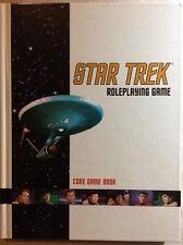 Star Trek RPG Core Game Book - Last Unicorn Games - NEW