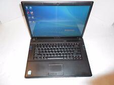 LENOVO 3000 N500 PENTIUM DUAL T3200 2GHz 2GB RAM 250GB HDD WINDOW 7 0FFICE 2013