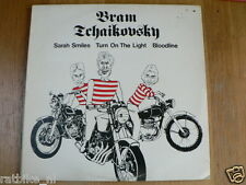 LP EP 12 INCH 45 RPM BRAM TCHAIKOVSKY BATTLE AXE MOTORCYCLE COVER CRIMINAL RECOR