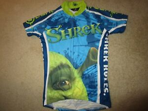 Shrek Rules Canari Cycling Bicycle Jersey SM S adult