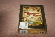The Adventures of Young Indiana Jones - Volume 2 (DVD, 2007, 8-Disc Set, Checkpo