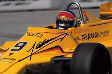 Jan Lammers  SIGNED, ATS-Cosworth D4  United States GP Long Beach 1981
