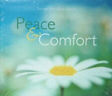 NEW! Peace and Comfort--SONGS FOR OUR SPIRIT CD #39