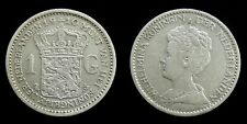 Netherlands - 1 Gulden 1910 Zeer Fraai