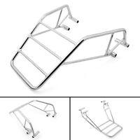 Chrome Sissy Bar Backrest Luggage Rack For Honda Nighthawk CB 250 T05