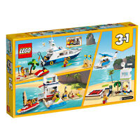 31083 LEGO Creator Cruising Adventures 597 Pieces Age 9+