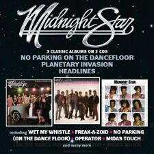 "Midnight Star - ""No Parking On The Dance Floor"", ""Planetary Invasion"", ""Head"