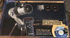 Meade DS-2000 Series 114mm Self Guided Telescope W/ USB Camera, Original Pkg