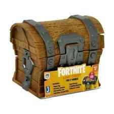 "LEGENDARY A Rifle Fortnite Collectible Loot Chest for 4"" Figures Factory Sealed"