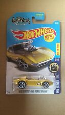 Hot Wheels 2016 Gas Monkey '68 Corvette
