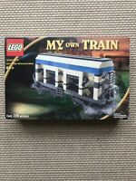 Lego 10017 My Own Train Hopper Wagon with load 100% Complete W Box & Instruction