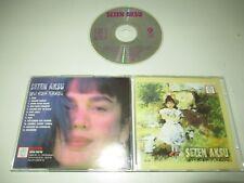 SEZEN AKSU/DELI KIZIN TÜRKÜSÜ(MSCD 170) CD ALBUM