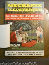 MAR 1958 MECHANIX ILLUSTRATED Magazine DIY Projects Home Technology Vintage Ads