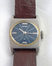Seiko Square Wristwatches with 12-Hour Dial