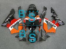 Racing Look ABS Fairing Bodywork Plastic HONDA CBR900 CBR929RR 2000-2001 02 C4