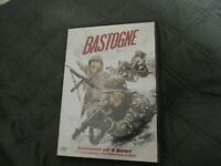 "DVD ""BASTOGNE"" Van JOHNSON, John HODIAK / de George MURPHY - guerre"