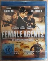 Female Agents Bluray Deborah Francois Neu New Sealed Blu-ray Marie Gillain