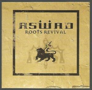 Aswad - Roots Revival, 1999 Reggae CD Near Mint