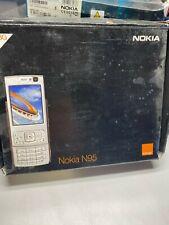 Nokia N95 Celular Old Stock Exclusivo Coleccionistas Celular Gsm Célula 3