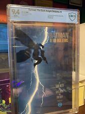 Batman the Dark Knight Returns 1 CBCS 9.4 first print (not CGC) 1st Carrie Kelly
