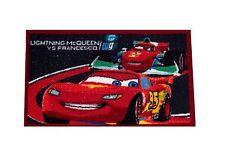 Kinderteppich Cars McQueen Disney Fußmatte Läufer Kinderzimmer Teppich rot NEU
