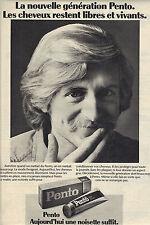 PUBLICITE  1970   PENTO  une noisette suffit
