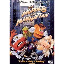 THE MUPPETS TAKE MANHATTAN DVD