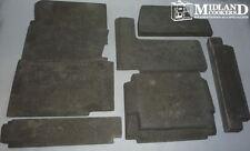 Aga Rayburn Royal Left Hand Oven Fire Bricks Full Set of 8 Bricks
