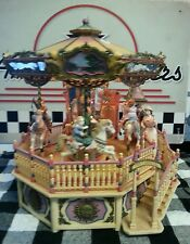 Enesco Spieluhr +++ Carousel Royale +++ Karusell