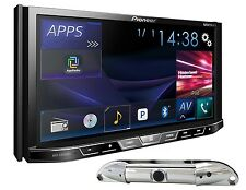 "PIONEER AVH-X4800BS CAR 2-DIN 7"" LCD DVD CD BLUETOOTH STEREO ABSOLUTE CAM-800"