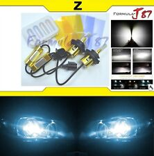 LED Kit Z 96W 9008 H13 8000K Icy Blue Two Bulbs Head Light Replacement Upgrade