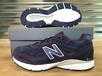 New Balance 990v4 Big Kids' Shoes Dark Purple KJ990 B4G | eBay