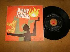 JIMMY FONTANA - NON SCHERZARE CON IL FUOCO - CAMMINA / LISTEN - ITALIAN POPCORN