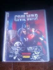 Civil War.marvel.album Con 119 Cromos