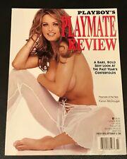 1997 PLAYBOY Playmate Review, KAREN McDOUGAL, Mint condition, Centerfolds