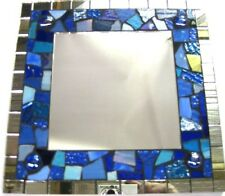 BLUE Deluxe Mosaic Mirror Kit Everything u need