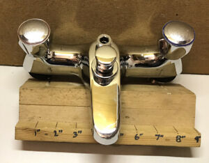 Alliance Skara Chrome Bath Shower Deck Mixer Kit Tap Hose Head Holder Bathroom