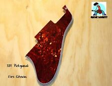 Red Tortoise 4-PLY ES-335 Pickguard Fits Gibson