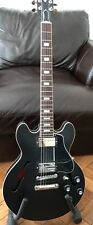 "3 jours PROMO: Gibson ES 339 Memphis Satin Ebony ""NEW"" et HARD CASE"