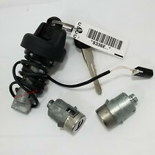 Oem Ignition Cylinder 703605 For Buick 2x Matching Door Locks And 2 Vats Keys Fits Century