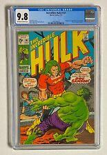 INCREDIBLE HULK #141 Marvel 1971 CGC 9.8 Doc Samson Origin & 1st Appearance