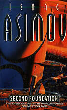 Second Foundation by Isaac Asimov (Paperback, 1988)