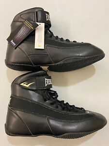 Everlast Hydrolast Boxing Boot Lockdown Lo Top Size 12 New With Tags, no box