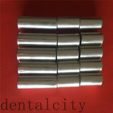 New 2Bags Large&Small Denture Flexible Acrylic With Blood Streak Dental Supplies
