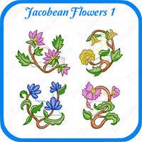PES Jef Hus pcs XXX VP3 6 Fleur Fées Embroidery Designs sur USB-NO.2